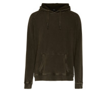 Sweatshirt mit Kapuze 'Hunter 2' oliv