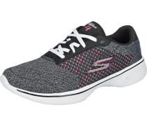 Go Walk 4 Exceed Sneakers schwarz