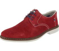 Freizeit Schuh karminrot