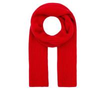 Kaschmir-Schal rot