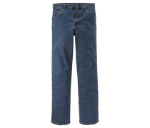 Stretch-Jeans »Durable« blau