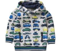 Kapuzenpullover für Jungen Auto
