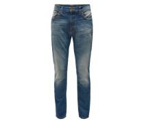 Jeans 'Lean Dean' blau