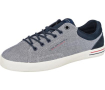 North Fabric Sneakers blau