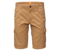 Shorts mit Cargotaschen 'Schwinn5-Shorts-D' beige