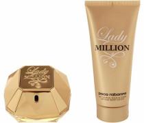 'Lady Million' Duftset (2-tlg.) gold