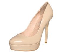 High Heel Pumps beige