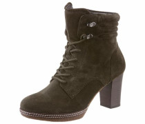 -Ankle-Boots khaki