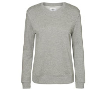 Aware Sweatshirt graumeliert
