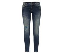 Slim-fit-Jeans »Mina« dunkelblau