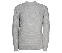 Pullover 'Lexter Square Structure'