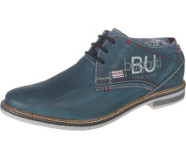 Freizeit Schuhe taubenblau