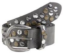 Gürtel ' Belt Dots ' schwarz