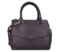 Handtasche 26 cm lila