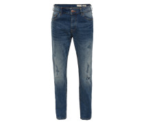 Jeans 'slim Worn LT Blu' blue denim