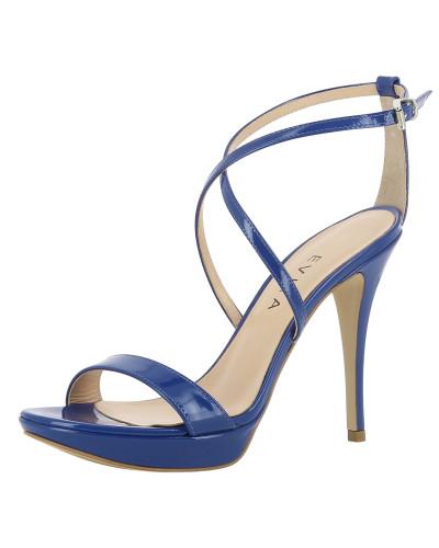 Sandalette 'Valeria' blau
