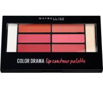 'Color Sensational Lip Contour Palette' Lippenstift