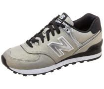 Sneakers 'wl574 B' silber