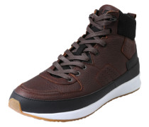 Sneaker 'Zone' dunkelbraun