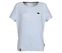 T-Shirt 'Die Gedudelte Iii' hellblau