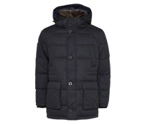 Winter-Parka navy