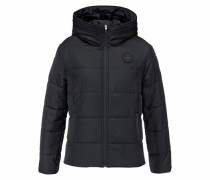 Steppjacke 'core Poly Fill Puffer' schwarz