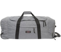 2-Rollen Reisetasche 'Authentic Collection Leatherface L' grey denim