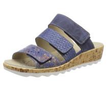 Sandalen blue denim