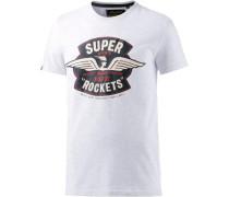 T-Shirt Herren grau