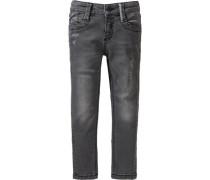 Jeans Regular Fit für Jungen grau