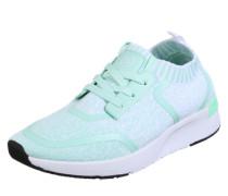 Sneaker mint / weiß