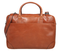Laptoptasche 'Explorer Laptop Bag Double' cognac