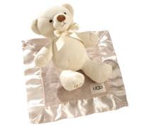 Baby-Kuschel-Set (2-tlg.) beige