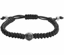 Armband »Stackables« schwarz