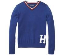 Pullover 'ame H VN Sweater L/s' blau