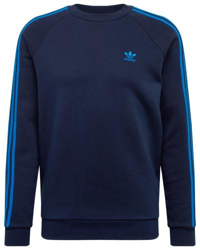 Sweatshirt navy / royalblau