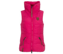 Weste 'Hasenbergl Flavour II' pink