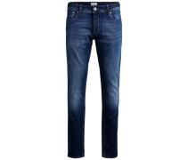 Slim Fit Jeans Tim Original AM 019 blau