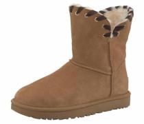 Winterboots 'Aidah' braun / kastanienbraun