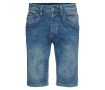 Shorts 'track Short' blue denim