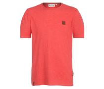 T-Shirt 'Italienischer Hengst VI' hellrot