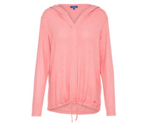 T-Shirt 'cosy yoga shirt' pink