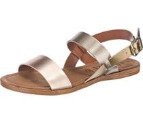 'Sina' Sandaletten gold
