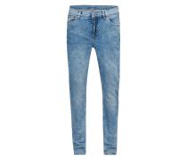 'Sonic' Jeans im Slim Fit hellblau