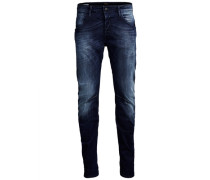 Tim BL 679 Slim Fit Jeans blue denim
