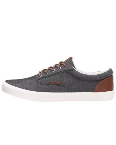 Sneaker braun / basaltgrau