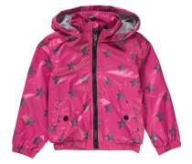 Übergangsjacke für Mädchen pink