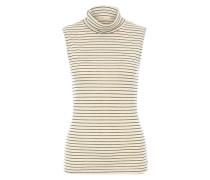 Ärmelloses Shirt 'Apollonis' beige
