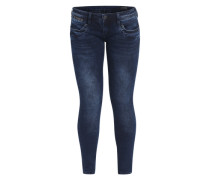 Slim Fit Jeans 'Piper' blau