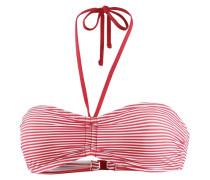 Bikini Oberteil Damen rot